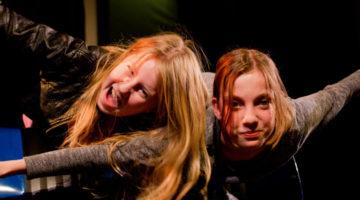 Jeugdtheaterschool Hardenberg musicalschool theaterles musicalles