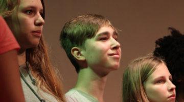 Jeugdtheaterschool Hardenberg theaterschool musicalschool theaterles musicalles