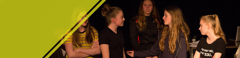 jeugdtheaterschool voor jongeren